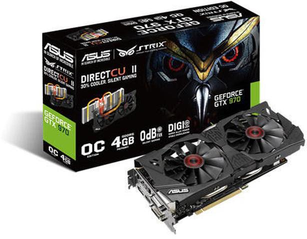 asus strix 970 video card