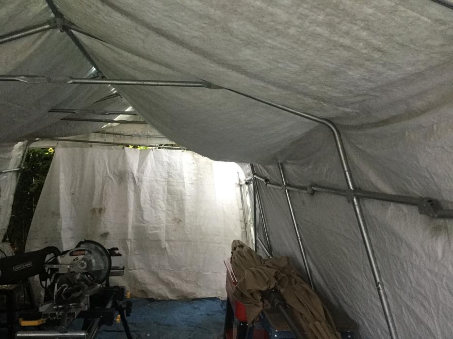 Portable garage Saanich, Victoria