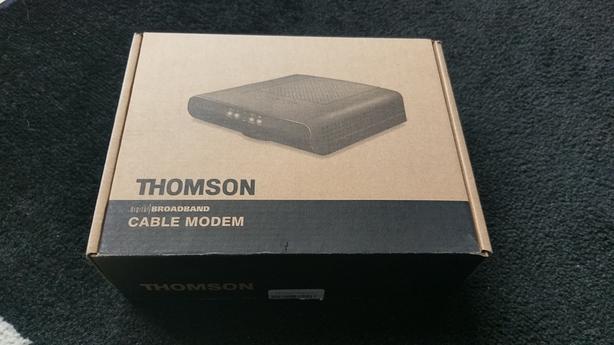 Thomson Technicolor DCM476