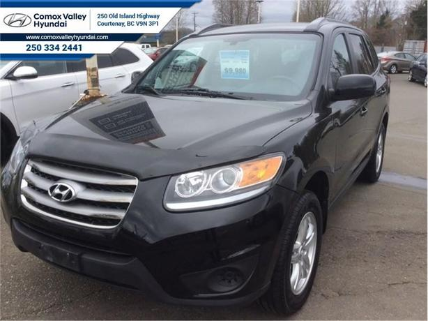 2012 Hyundai Santa Fe GL  Hard to find manual transmission
