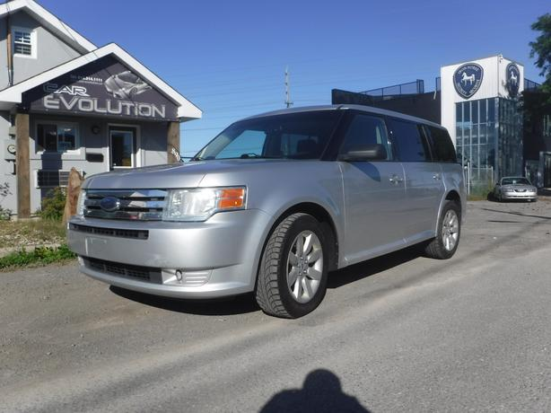 2010 FORD FLEX 7PASS, LOADED EXTRA CLEAN ! CERTIFIED+WRTY $8880