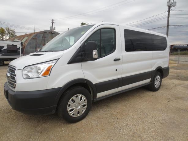 2015 FORD TRANSIT T150 LOW ROOF 8 PASSENGER