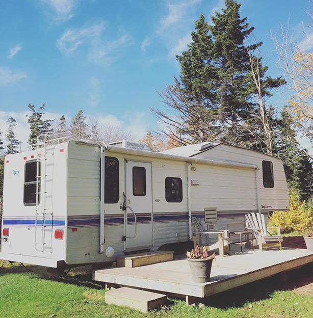 1994 Terry 30' Travel Trailer