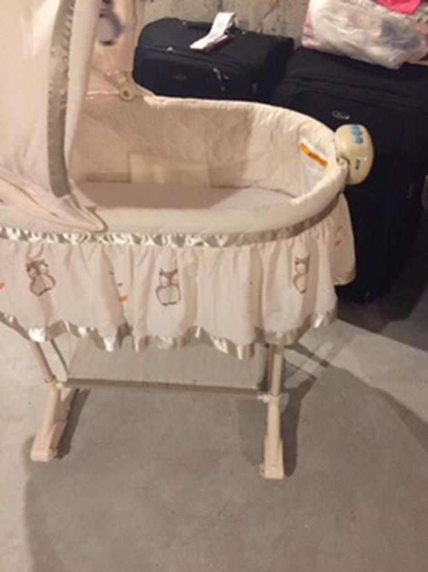 Baby billy bassinet
