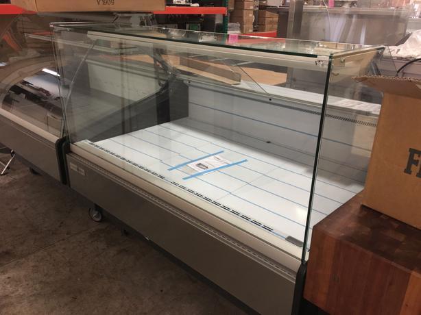 DEALER LIQUIDATION - John Boos Butcher Blocks, Meat/Deli Display Coolers