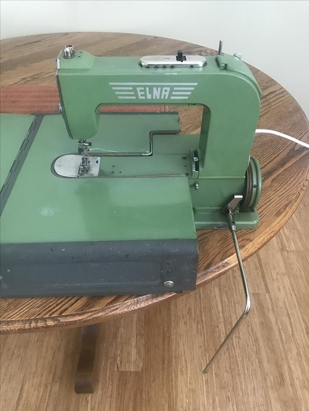 Vintage Elna Sewing Machine Mill Bay Cowichan Magnificent Vintage Elna Sewing Machines