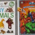 Kids sticker books * NOW $1 each book *