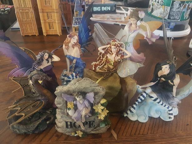 Fairy Sculpture Collection