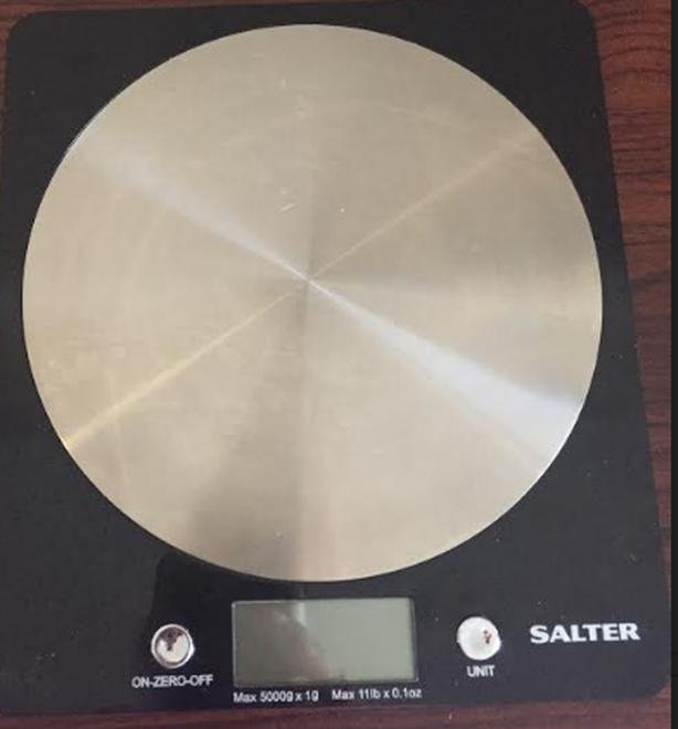 Salter Kitchen Food Scale