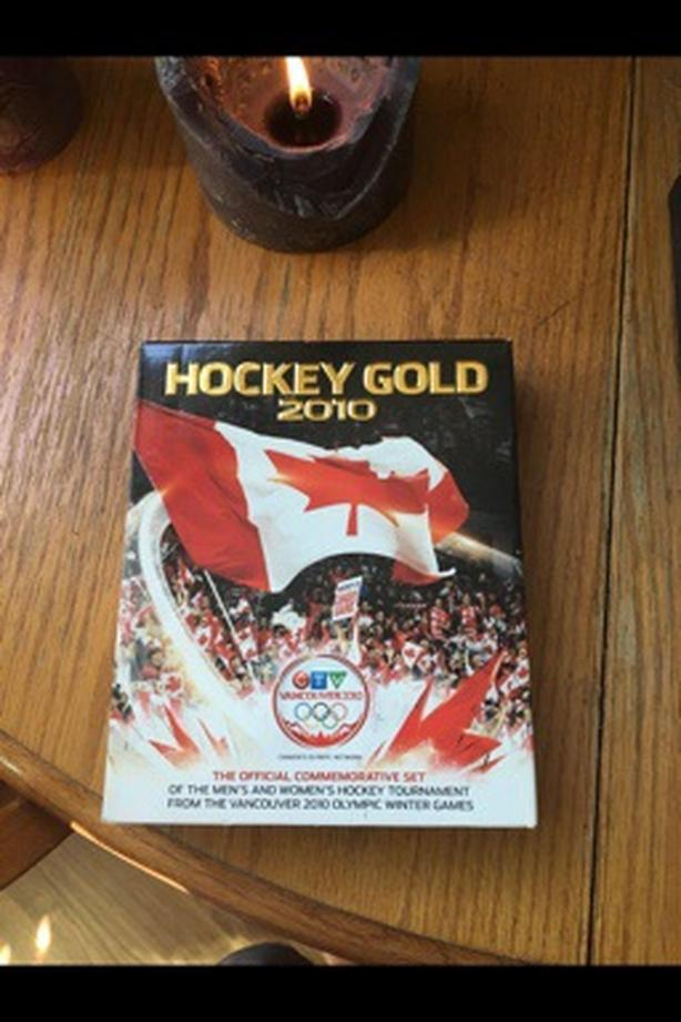 2010 Hockey Gold Bluray