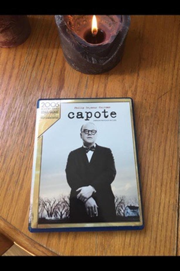 Capote Bluray
