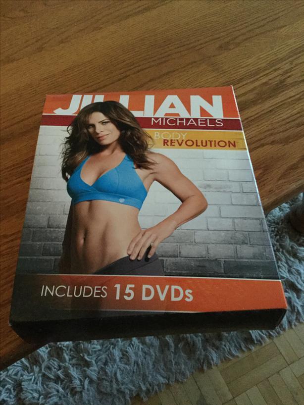Jillian Michaels Body Revolution Fitness Program