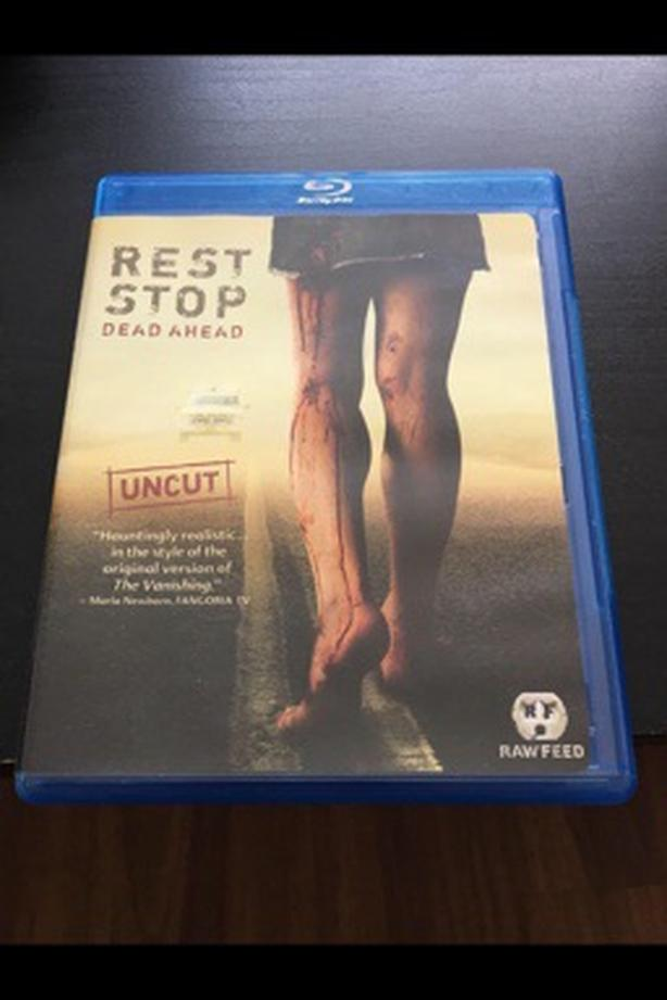 Rest Stop Bluray