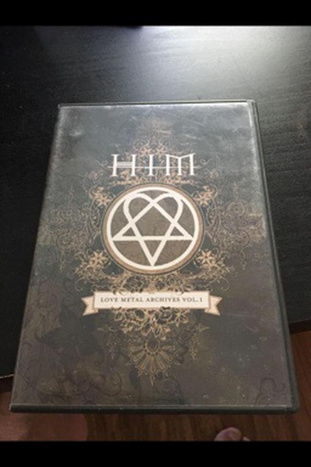 HIM Love Metal Archives Vol.1
