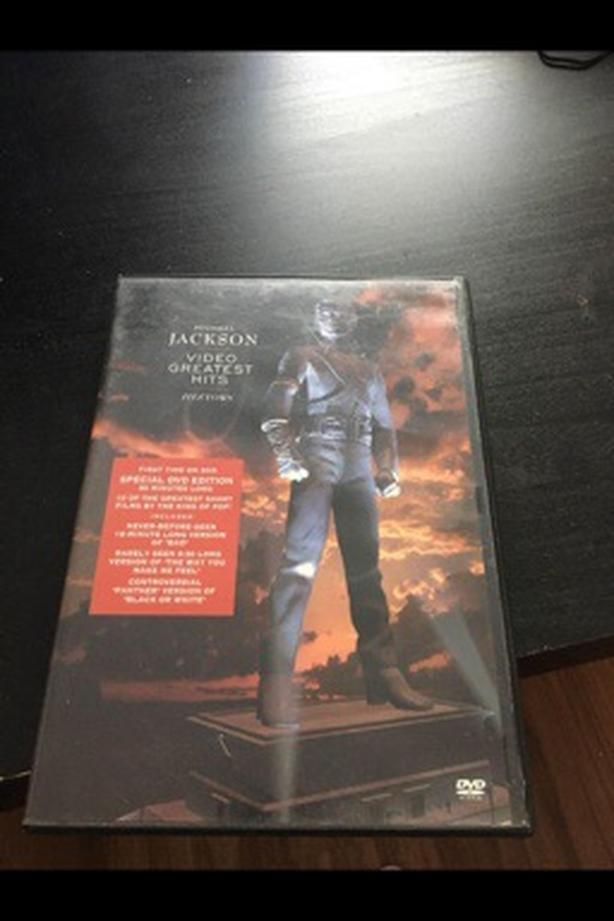 Michael Jackson Video Hits Vol. 1