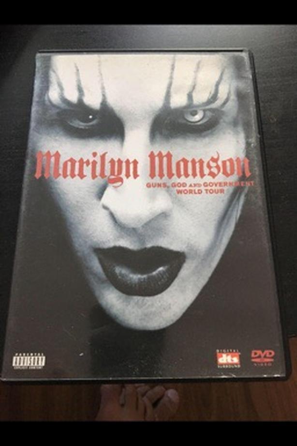 Marilyn Manson God, Guns & Government Tour