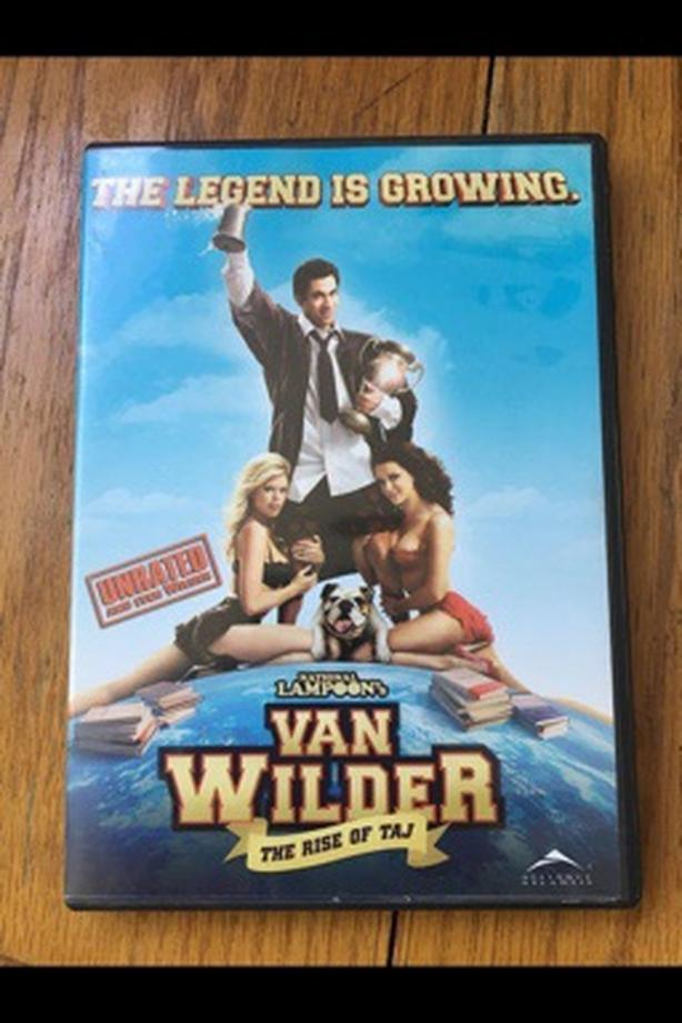 Van Wilder Rise of Taj