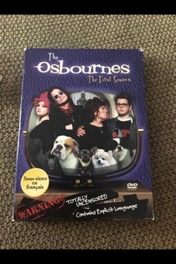 The Osbournes Season 1