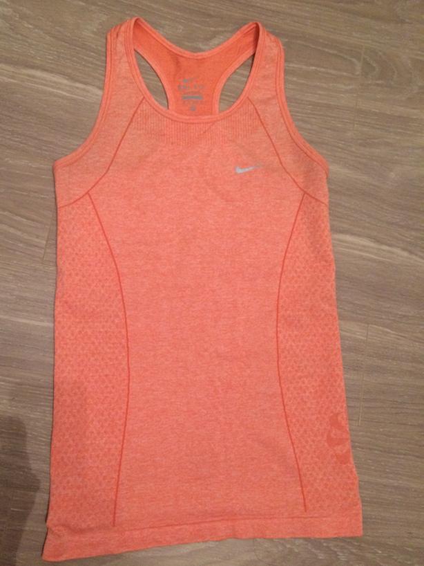 Nike Soft Running racerback tank top