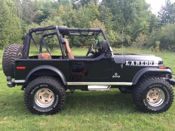 1976 CJ7 Jeep