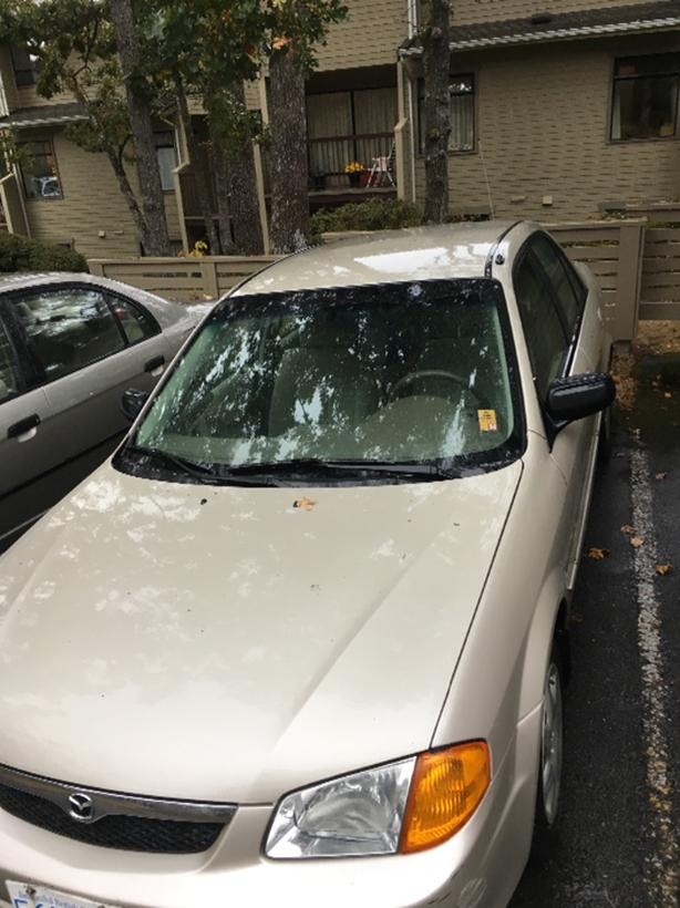 2000 Mazda Protege LX 1.8L, Runs But Needs Work