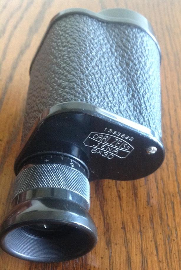 Zeiss monocular with case