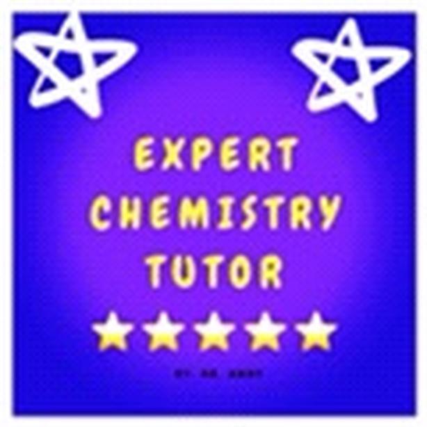 ⭐️⭐️⭐️⭐️⭐️ CHEMISTRY TUTOR PhD