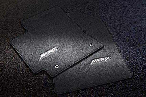 Used 2009-2014 Toyota Matrix floor mats