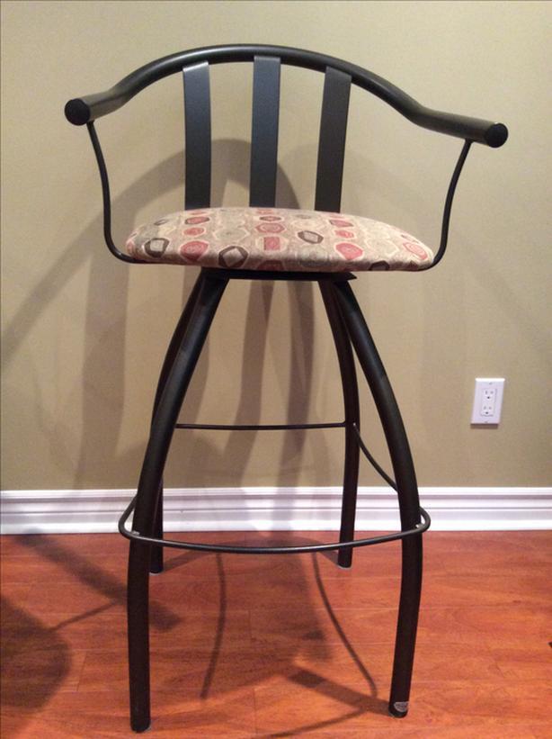 Amisco bar stools - 3