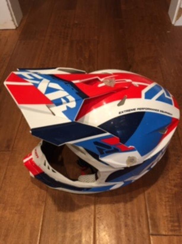 FXR Motocross Helmets