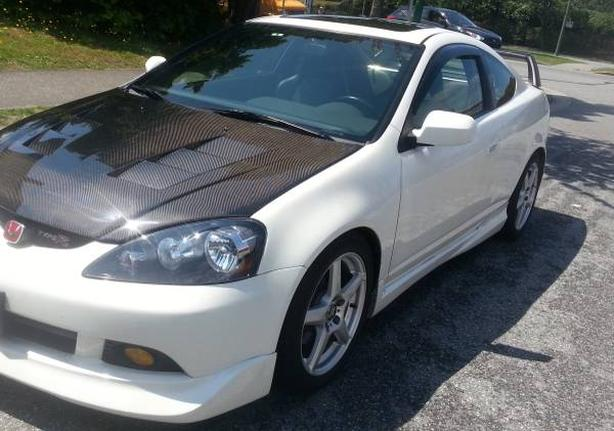  Log In needed $10,800 · 06 ACURA RSX TYPE S WHITE
