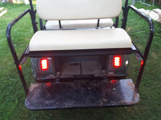 EXCELLENT ELECTRIC GOLF CART CLUB CAR