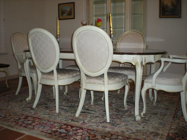 10 piece Antique Elegant Dining room set