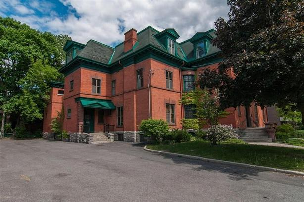 Offices Available, Heritage Preserved Building, Sandy Hill, Ottawa