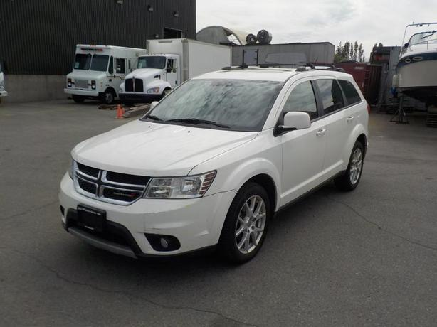 2013 Dodge Journey Crew 7 Passenger with Third Row Seating
