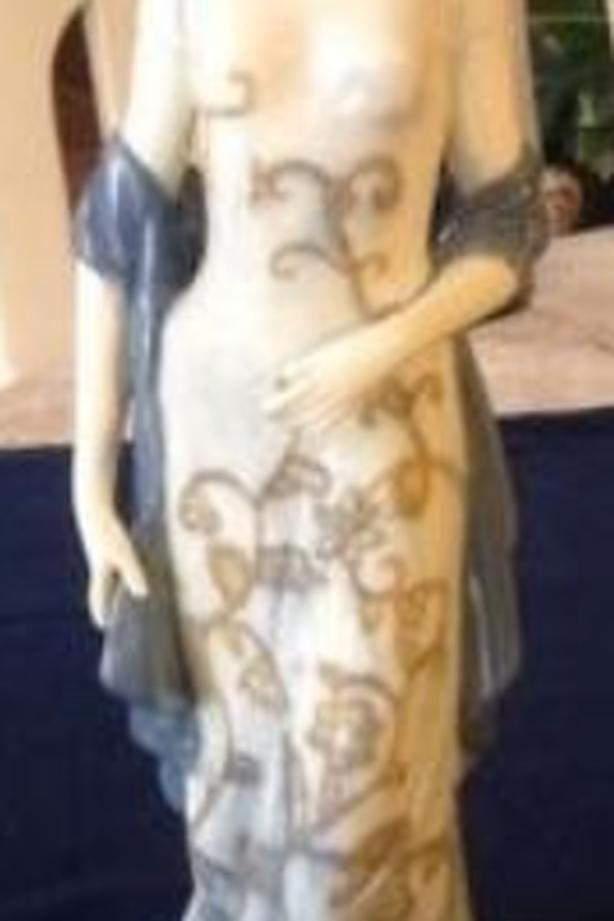 Benaya figurine
