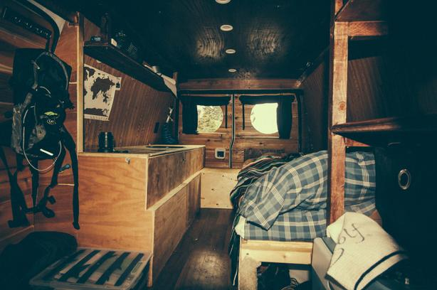  Log In needed $20,500 · Off-Grid Custom Camper Conversion Ford E-250 -  low kms