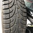 2 Sailun winter tires 205/60R16