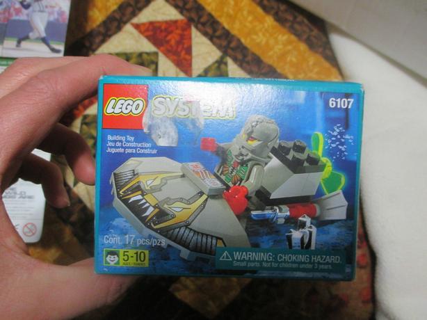 Lego Recon Ray Aquazone Series