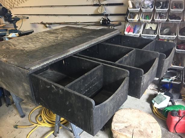 truck bed tool box Sooke, Victoria