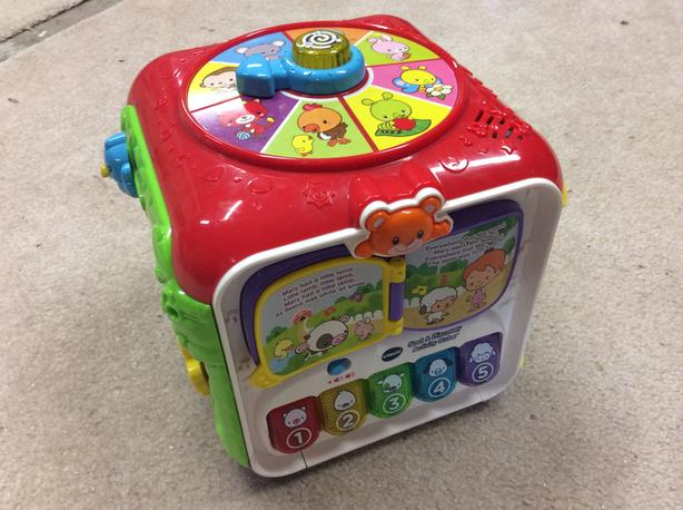 Baby's learning box