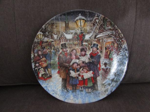 Christmas Collector Plate