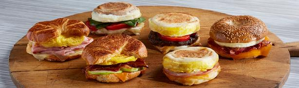 NEW HB Breakfast Sandwich Maker (Egg McMuffin like, etc)