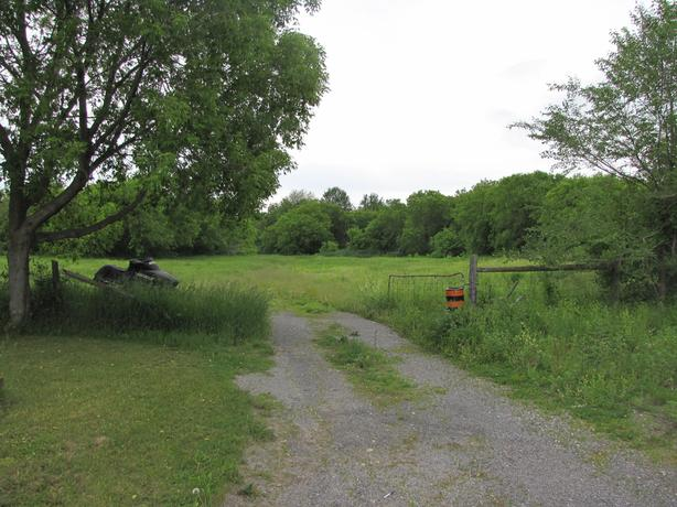 Commercial land available for rent!