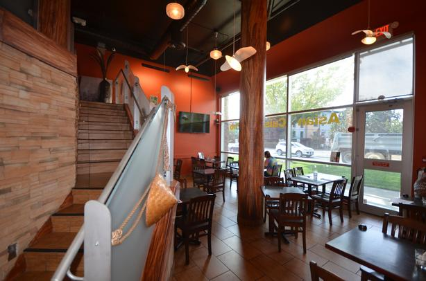 Business and Property for Sale - Asian Cuisine Restaurant