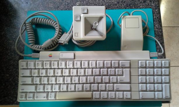 Apple II gs System