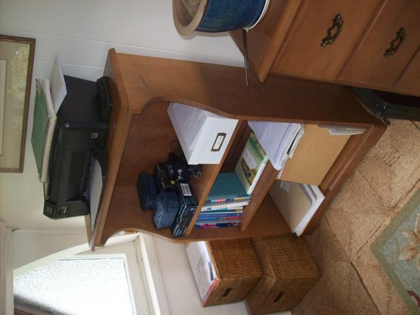 Solid Maple Bookcase Oak Bay Victoria