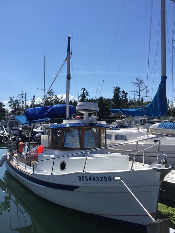 21' Ranger Tug & trailer NEW PRICE