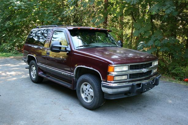 2 Door Z71/LT 6.5 Turbo Diesel 1995 Tahoe