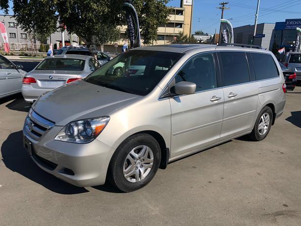 2007 Honda Odyssey EX-L Minivan